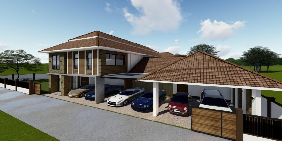 Grand Classic Pool Villa @Gymkhana (November 2021)